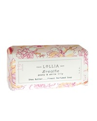 Breathe Shea Butter Soap Lollia