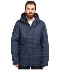 Vans Flintridge Moutain Edition Jacket Dress Blues Men's Coat Navy
