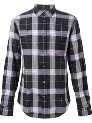 Marc By Marc Jacobs Checked Shirt Black