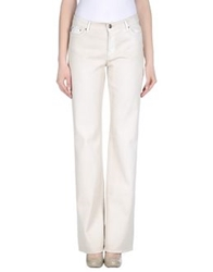Just Cavalli Denim Pants Beige