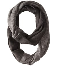 Smartwool Crestone Scarf Medium Gray Heather Scarves