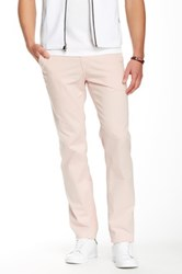 Ag Jeans Green Label Graduate Trouser Pink