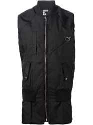 Hood By Air Multi Pocket Sleeveless Jacket Black