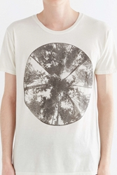 Project Social T Looking Up Tee Ivory