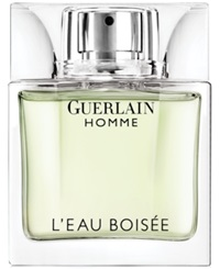 Guerlain Homme L'eau Boisee Eau De Toilette Spray 2.7 Oz No Color