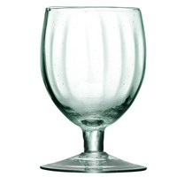 Lsa International Mia Partial Optic Wine Glasses Set Of 4