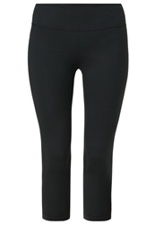 Under Armour Tights Black Metallic Pewter