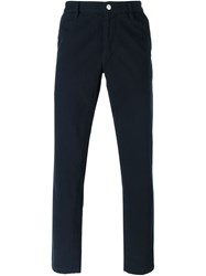 Paul Smith Jeans Classic Chinos Blue