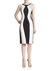 Alexia Admor Colorblocked Sheath Dress Multi