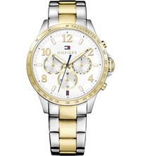 Tommy Hilfiger 1781644 Stainless Steel Watch White
