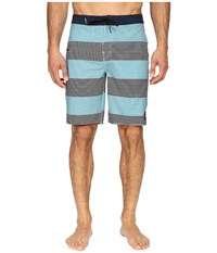 Rip Curl Mirage Reckoner Boardshorts Charcoal Men's Swimwear Gray