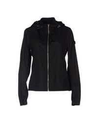 Piquadro Jackets Black