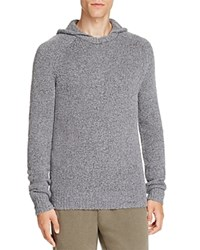 Atm Anthony Thomas Melillo Cozy Hooded Sweater Heather Grey