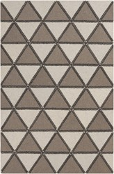 Surya Patch Wool Hand Stitched Rug