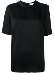 Lanvin Cut Out Detail Top Black