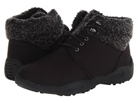 Propet Madison Ankle Lace Black Women's Cold Weather Boots