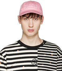 Nasaseaons Pink 'Almost Famous' Cap