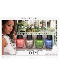 Opi New Orleans Collection 4 Pc. Mini Pack