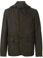 Aspesi 'New Chuck' Jacket Green