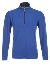 Chervo Tapeo Fleece Jumper Blau Blue