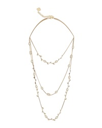 Kendra Scott Adrienne Mother Of Pearl Layered Necklace