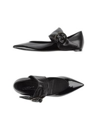 Vicini Tapeet Pumps Black