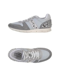 Cult Low Tops And Trainers Light Grey