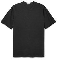 Balenciaga Cotton Jerey T Hirt Black