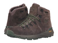 Danner Mountain 600 4.5 Brown Green Men's Shoes Multi