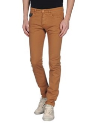 Officina 36 Denim Pants Camel