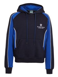 Unbranded St. Mary's School Cambridge Sports Hoodie Navy