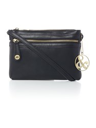Ollie And Nic Reggie Black Crossbody Black