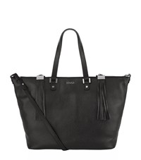 Claudie Pierlot Anais Tote Bag Female Black
