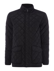 Howick The Pembroke Quilted Jacket Black