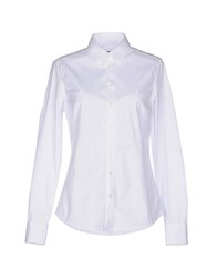 Gant Shirts Shirts Women White