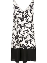 Stella Mccartney Horse Print Dress