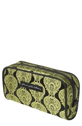 Petunia Pickle Bottom 'Powder Room' Brocade Cosmetics Case Golden Topaz Roll