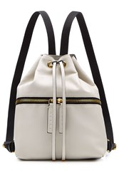 Marni Leather Backpack Multicolor