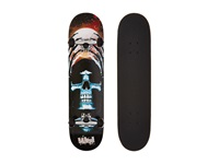 Reaper Cross Complete Red Black Skateboards Sports Equipment