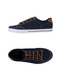 C1rca Low Tops And Trainers Blue