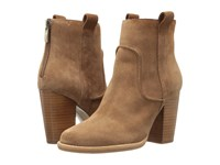 French Connection Avabba Tan Split Suede Women's Shoes