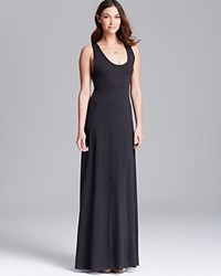 Alternative Apparel Alternative Maxi Dress Racerback True Black