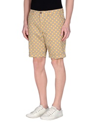 Maison Clochard Bermudas Yellow