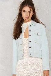 Nasty Gal Greatest Of All Time Suede Jacket