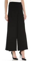 Yigal Azrouel Pleated Side Pants Jet