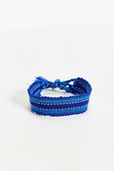 Urban Outfitters Stripe Friendship Bracelet Assorted