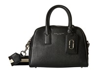 Marc Jacobs Gotham Small Bauletto Black