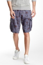 Union Caved In Cargo Short Gray