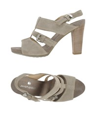 Janet Sport Footwear Sandals Women Beige