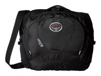 Osprey Ozone Courier Black Messenger Bags